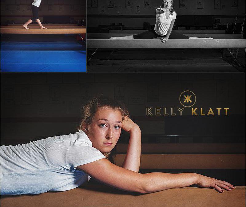 Senior Pictures in Monticello, MN  |  High School Gymnastics, Minnesota