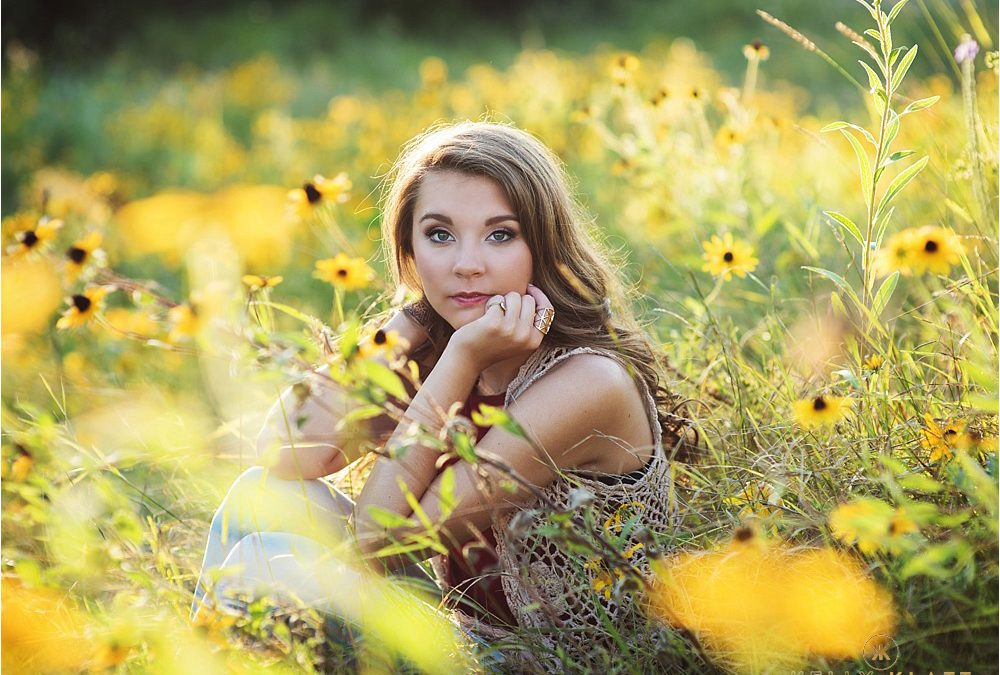 Senior Pictures in Minnesota  |  Elizabeth from Annandale High School